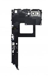 BlackBerry KEY2用ボディーアセンブリの中央部