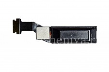 Сканер отпечатков пальцев/ кнопка Пробел для BlackBerry KEYone, Черный, QWERTY
