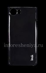 Branded plastic cover-cover IMAK Air Case for BlackBerry KEYone, Transparent
