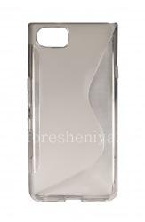 Силиконовый чехол уплотненный Streamline для BlackBerry KEYone, Серый