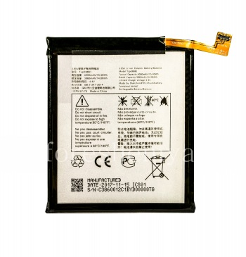 Original battery TLp038B1 for BlackBerry Motion
