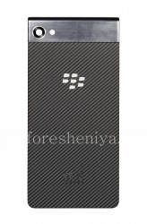 Couverture arrière originale pour BlackBerry Motion, Carbone