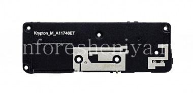 Купить Нижняя панель с медиа-динамиком и антеннами BlackBerry Motion