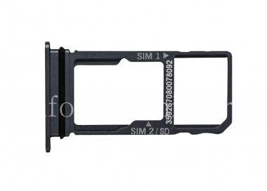 Купить Держатель SIM-карты и карты памяти для BlackBerry Motion