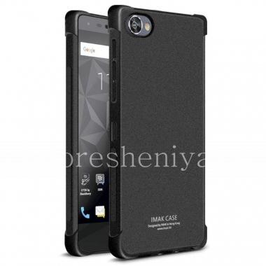 Купить Фирменный силиконовый чехол IMAK Silky Case для BlackBerry Motion