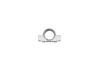 Кольцо-крепление аудио-разъема для BlackBerry Passport Silver Edition, Серебряный