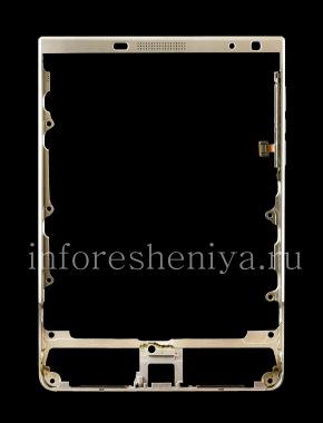 Купить Оригинальный ободок в сборке для BlackBerry Passport Silver Edition