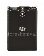I original emuva cover kwenhlangano ukuze BlackBerry Passport Silver Edition, Matte Black (Black)