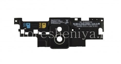 Панель камеры с микрофонами окружения для BlackBerry Passport, Черный (Black)