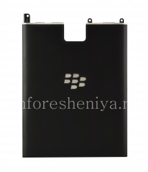 Оригинальная задняя крышка для BlackBerry Passport, Черный матовый (Black)