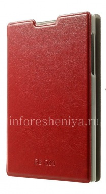 Buy Funda de cuero abertura horizontal con función de soporte Diary Software BlackBerry Passport