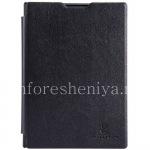 Caso combinado abertura horizontal Nillkin Victoria para BlackBerry Passport, Negro