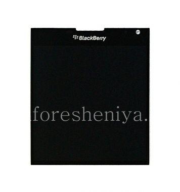 Купить Экран LCD + тач-скрин (Touchscreen) в сборке для BlackBerry Passport