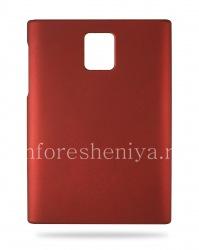 Plastic bag-cover for BlackBerry Passport, Red