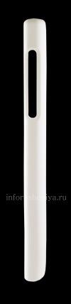 Фотография 3 — Пластиковый чехол-крышка для BlackBerry Passport, Белый