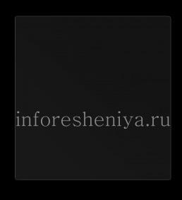 Фирменная защитная пленка для экрана Nillkin для BlackBerry Passport, Прозрачный, Crystal Clear, для Passport Silver Edition