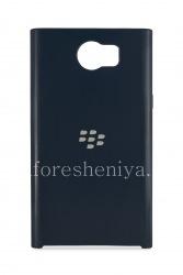 Оригинальный пластиковый чехол Slide-out Hard Shell для BlackBerry Priv, Синий (Lagoon Blue)