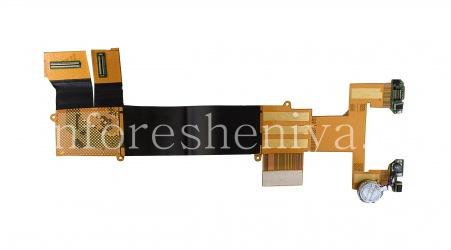 Kabel-Chip-Schieber und Bildschirm für Blackberry Priv
