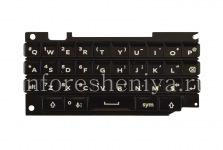 Оригинальная английская клавиатура для BlackBerry Priv, Черный