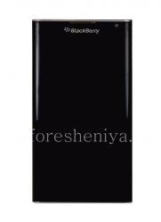Экран LCD в сборке с тач-скрином и ободком для BlackBerry Priv, Черный