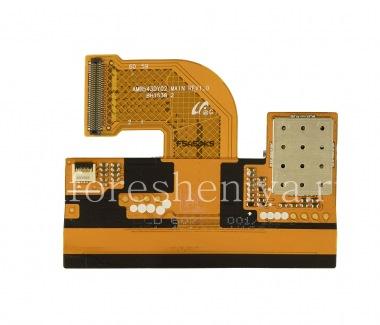 Купить Коннектор экрана и тачскрина с микросхемой для BlackBerry Priv
