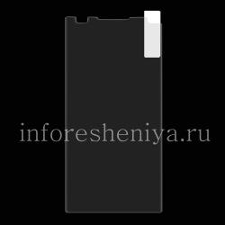 Фирменная защитная пленка-стекло Hat Prince для экрана BlackBerry Priv, Прозрачный