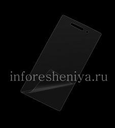 Фирменная защитная пленка для экрана Nillkin для BlackBerry Z3, Прозрачный, Crystal Clear