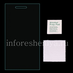 Защитная пленка-стекло для экрана для BlackBerry Z3, Прозрачный