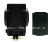 Firme posición Holder iGrip base de carga para BlackBerry, Negro