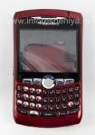 Цветной корпус для BlackBerry 8300/8310/8320 Curve, Бордовый