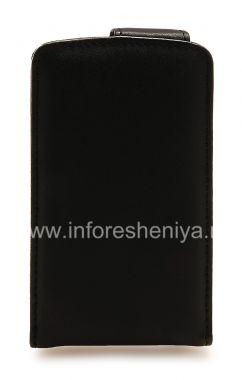 Купить Фирменный кожаный чехол с вертикально открывающейся крышкой Doormoon для BlackBerry 8300/8310/8320 Curve