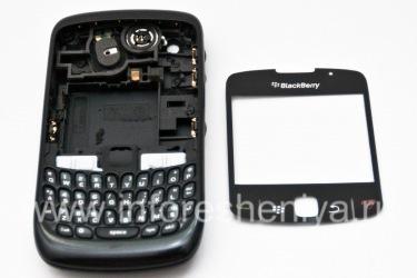 Оригинальный корпус для BlackBerry 8520 Curve, Черный