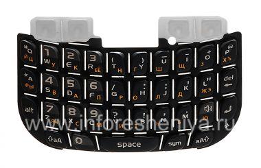 Купить Русская клавиатура BlackBerry 8520 Curve