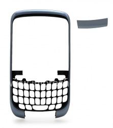 Color bezel for BlackBerry Curve 9300, Blue