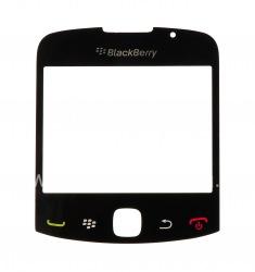 Оригинальное стекло на экран для BlackBerry 9300 Curve 3G, Черный
