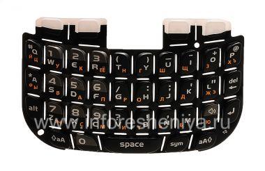 Купить Русская клавиатура BlackBerry 9300 Curve 3G