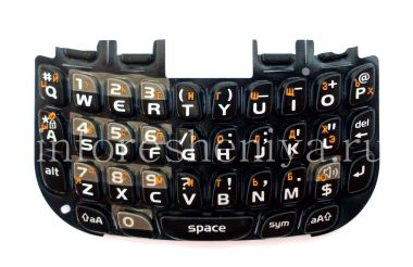 Купить Русская клавиатура BlackBerry 9300 Curve 3G (гравировка)