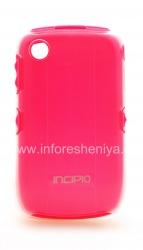 Фирменный чехол повышенной прочности Incipio Silicrylic для BlackBerry 8520/9300 Curve, Фуксия (Magenta)