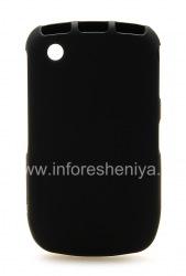 Фирменный пластиковый чехол Seidio Innocase Surface для BlackBerry 8520/9300 Curve, Черный (Black)