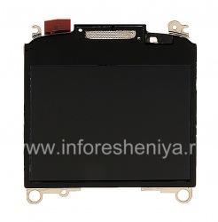 Оригинальный экран в сборке с креплением для BlackBerry 8520/9300 Curve, Без цвета, с установленным металлическим креплением 8520/9300