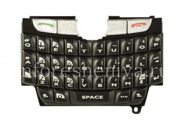 Die ursprüngliche englische Tastatur für Blackberry 8800/8820/8830, Schwarz