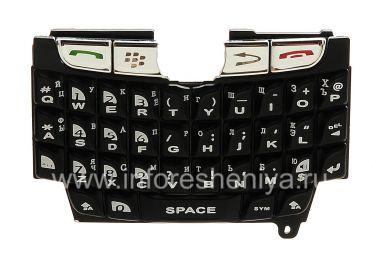 Купить Русская клавиатура для BlackBerry 8800  (гравировка)