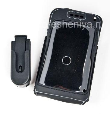 Купить Фирменный силиконовый чехол с клипсой Wireless Xcessories Carrying Skin Case with Belt Clip для BlackBerry 8800/8820/8830