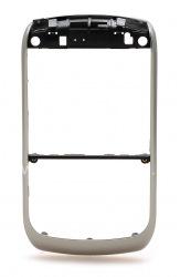 Оригинальный ободок для BlackBerry 8900 Curve, Металлик