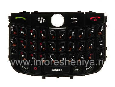 Buy ikhibhodi Russian BlackBerry 8900 Ijika