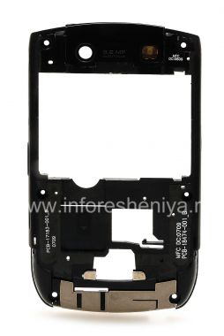 Buy Parte media de carcasa para BlackBerry Curve 8900