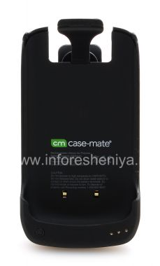 Купить Фирменный чехол-аккумулятор Case-Mate Fuel Holster Case для BlackBerry 8900 Curve
