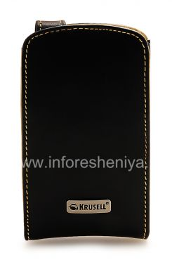 Buy Signature Leather Case Krusell Orbit Flex Multidapt Leder Tasche für Blackberry Curve 8900