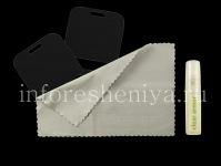 Фирменная защитная пленка для экрана и корпуса Case-Mate  Clear Armor для BlackBerry 9000 Bold, Прозрачный
