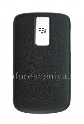 Оригинальная задняя крышка без отверстия камеры для BlackBerry 9000 Bold, Черный